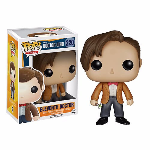Doctor Who Funko Pop! Dolls