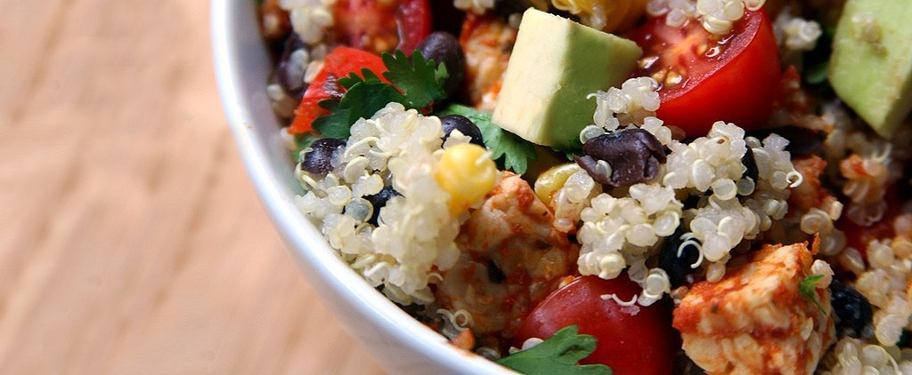 Hey, Vegans! Complete-Protein Meals Under 400 Calories