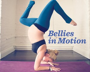 These Stunning Photos of Pregnant Women Exercising Will Make You So Proud to Be a Woman