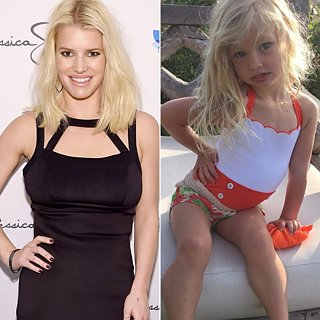 Celebrity Kid Look-Alikes