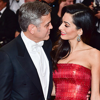 Cutest Moments From Amal and George Clooney in 201