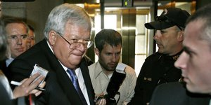 Dennis Hastert Paid To Cover Up Sexual Conduct With Former Student: Reports