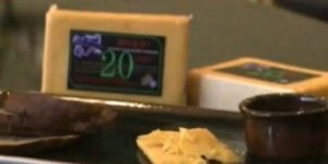 20-Year-Old Wisconsin Cheddar Cheese Sells For $209 A Pound