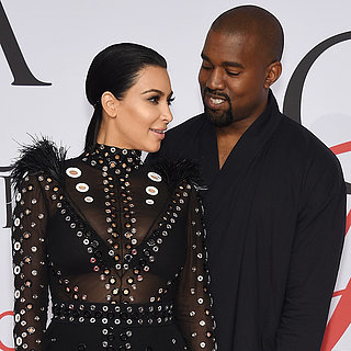 Kim Kardashian Goes Sheer and Sexy After Her Pregnancy Announcement
