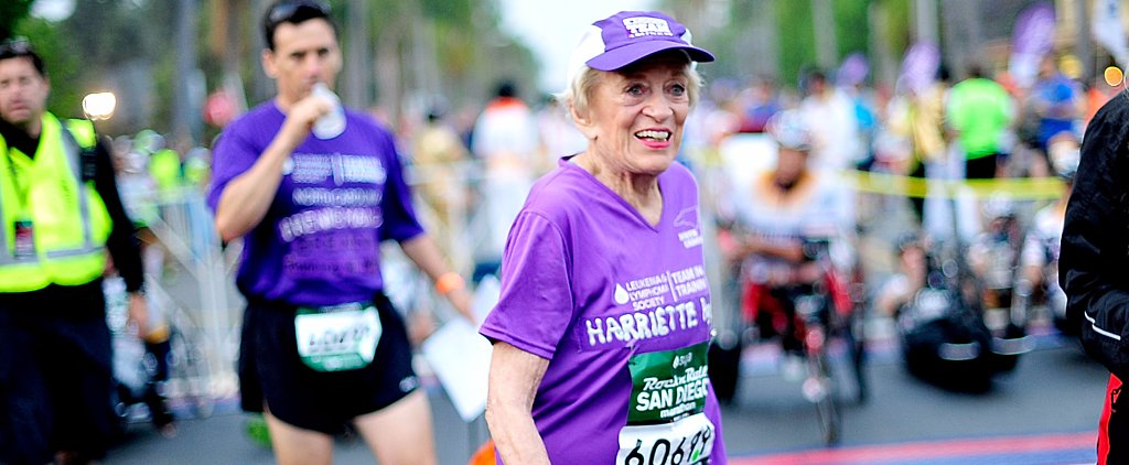This 92-Year-Old Cancer Survivor Just Made Marathon History