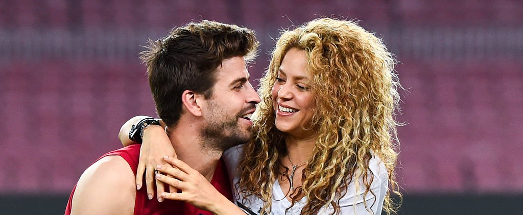 Shakira Can't Keep Her Hands Off Gerard Piqué After His Big Soccer Win