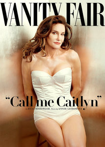 Bruce Jenner Covers Vanity Fair as New Woman Named Caitlyn in Corseted Bodysuit: See the Gorgeous Photo