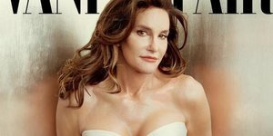 Caitlyn Jenner, Formerly Bruce Jenner, Wears A Silk Bodysuit For First Public Appearance As A Woman