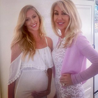Leah Jenner Baby Shower Photos