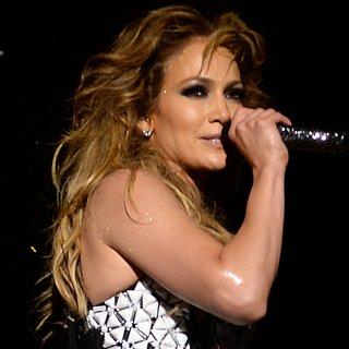 Jennifer Lopez Sexy Performance in Morocco