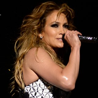 Jennifer Lopez Sexy Performance in Morocco