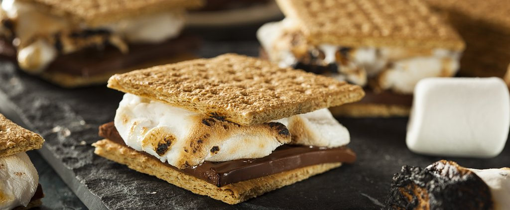 We're Scratching Our Heads Over the USDA's Marshmallow-Free S'mores Recipe