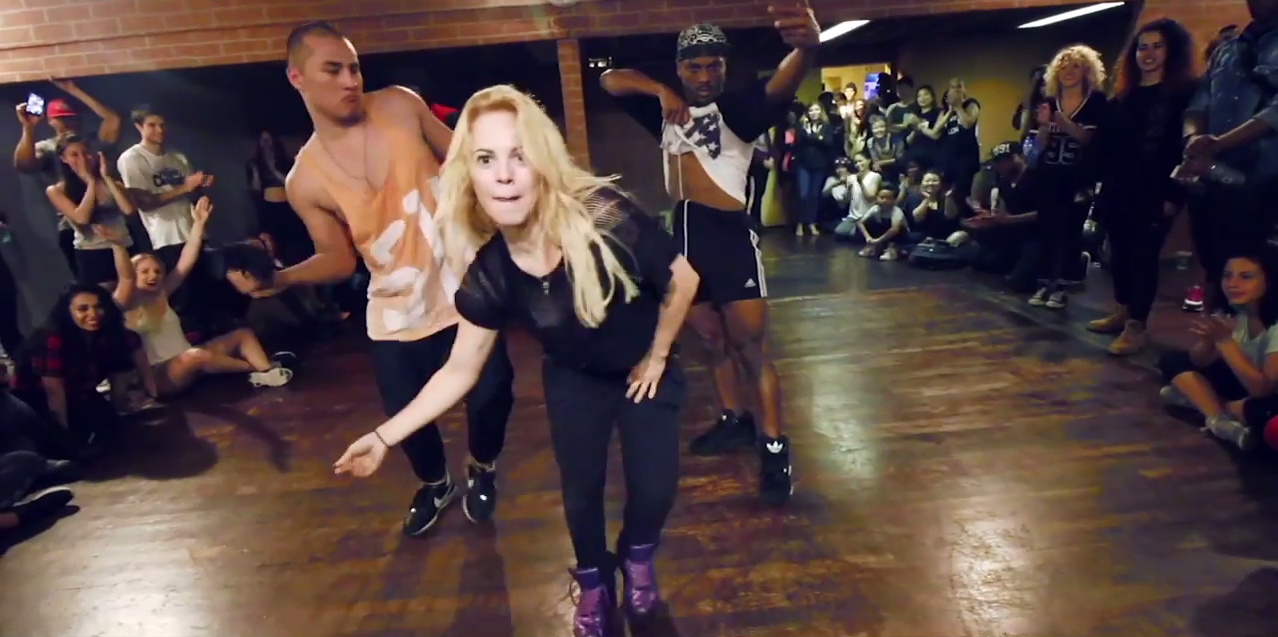 "Watch These Dancers Ferociously Break It Down to Missy Elliott's ""Pass That Dutch"""