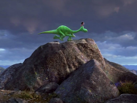 Watch the Teaser Trailer for Pixar's New Animated Epic, The Good Dinosaur