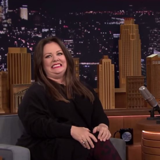 Melissa McCarthy Word Association on Jimmy Fallon