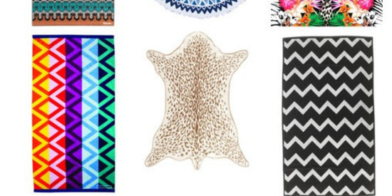 9 Beautiful Beach Towels That'll Add Even More Style To Your Summer