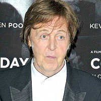 Upgrade? Paul McCartney gives up pot for an evening drink