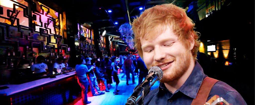 Ed Sheeran's Voice Can Even Make Limp Bizkit Sound Pretty