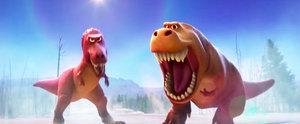 Watch the Enchanting Trailer for Disney Pixar's The Good Dinosaur