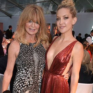 Kate Hudson and Goldie Hawn Bring Mother-Daughter Glamour to London
