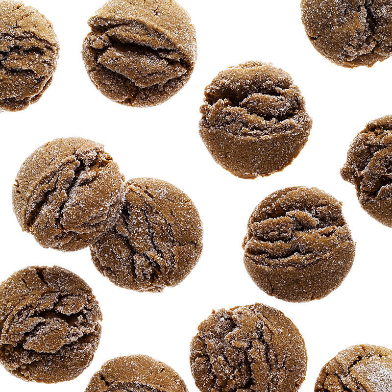 Chewy Ginger-Molasses Cookies | Don't Stop at Just One: 22 Healthy ...