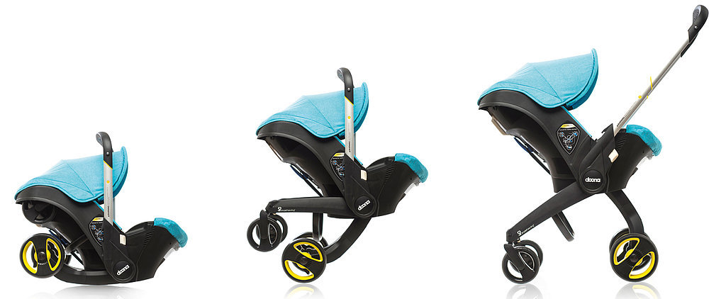 The New Car Seat Every Mom Will Wish They Thought of First