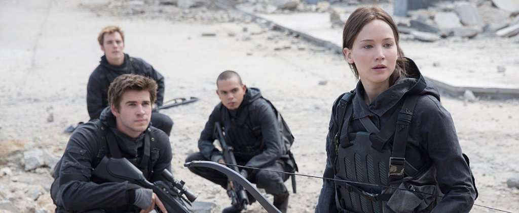 Your First Look at Mockingjay — Part 2: It's War