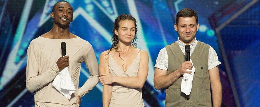 Watch the America's Got Talent Routine That Got Howard Stern Buzzing