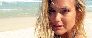 11 Times Bar Refaeli Made Us Want to Go Makeup Free