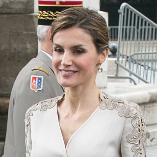 Queen Letizia of Spain Style in France