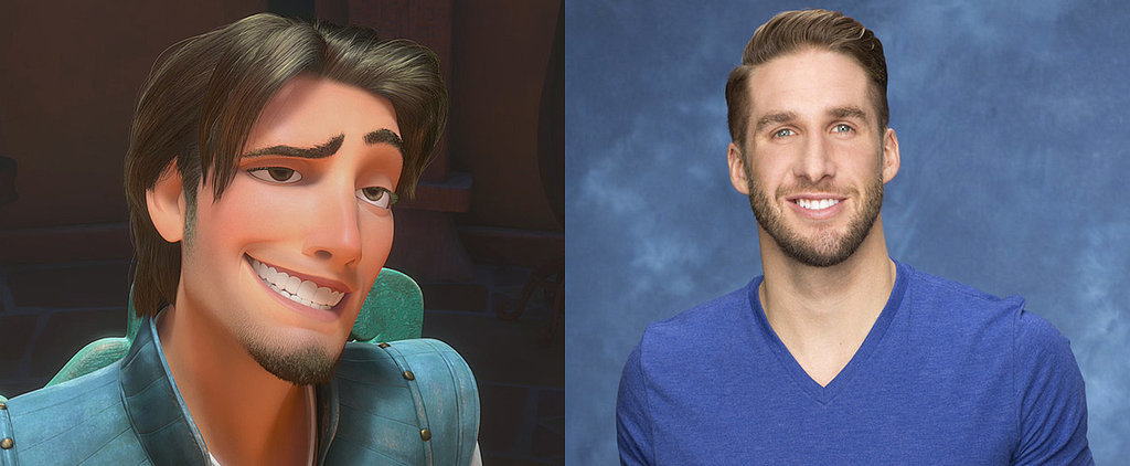The Men of The Bachelorette (and Kaitlyn!) Weigh In on Their Disney Doppelgängers
