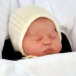 All the Details of Princess Charlotte's Christening