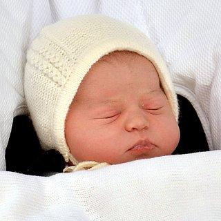 Der Termin und die Kirche für Prinzessin Charlotte's Taufe
