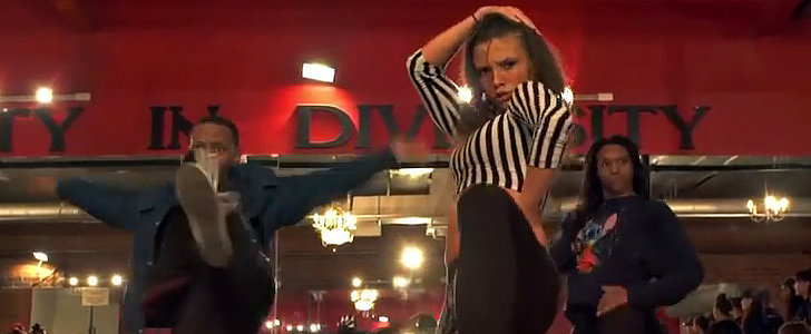 This Choreography to Rihanna's Hit Is So Cool, You'll Want to Watch It Twice