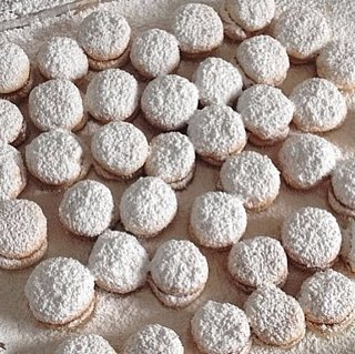 Alfajores Cookie Recipe