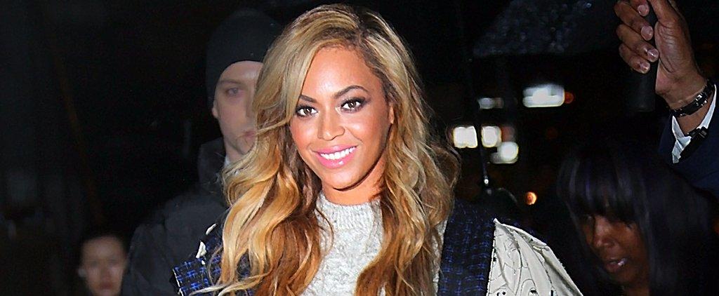 Beyoncé Makes a Big Announcement on GMA