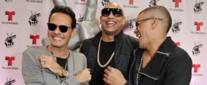 Marc Anthony and Gente de Zona Have a Dance Party in the Streets of Havana