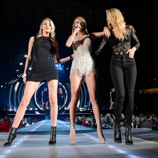 Taylor Swift Fashion Friends