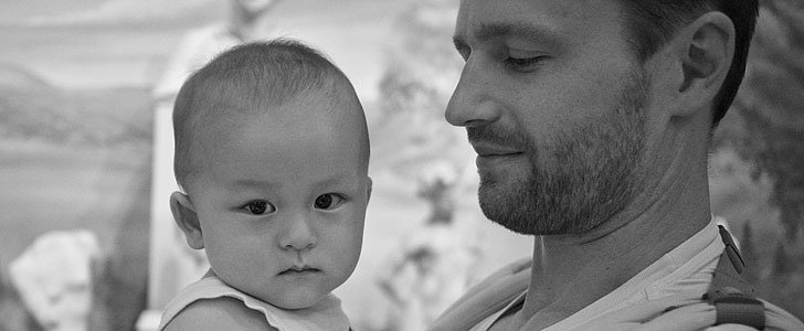 Hey, New Dads: It's OK If It Takes a While to Love Your Baby