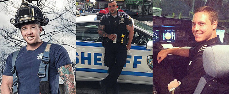 15 Hot Guys in Uniforms That You'll Want to Rip Off
