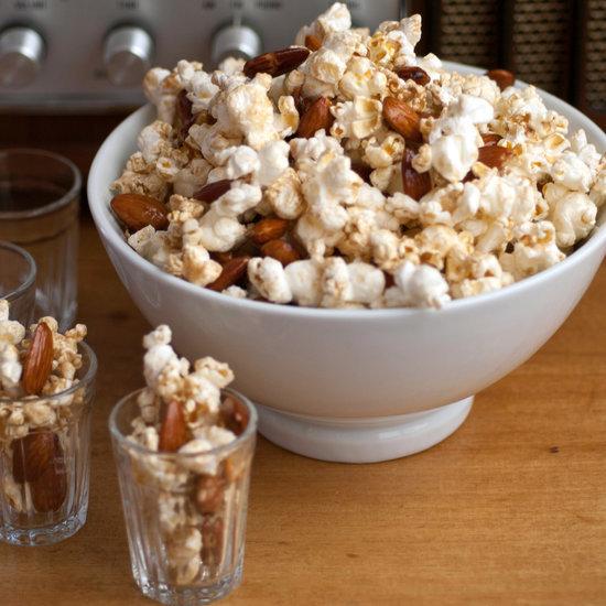 Bourbon-Butter Popcorn