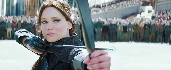 Hunger Games Fans, Unite! The Mockingjay — Part 2 Trailer Is Here