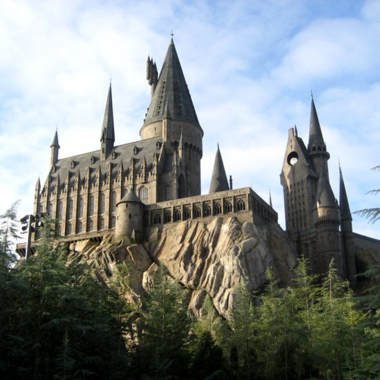 J.K. Rowling Says We All Went to Hogwarts Together