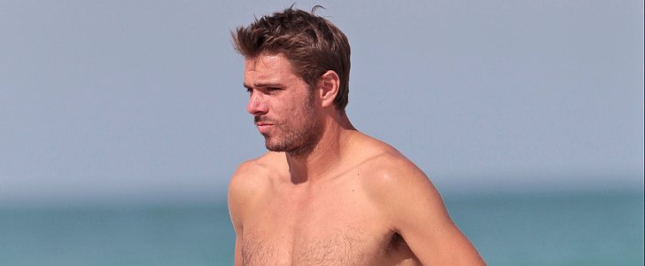 French Open Winner Stan Wawrinka Is Pretty Damn Hot, You Guys