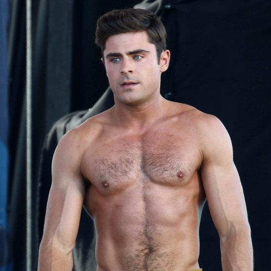 The Sexiest Shirtless Moments of 2015 — So Far!