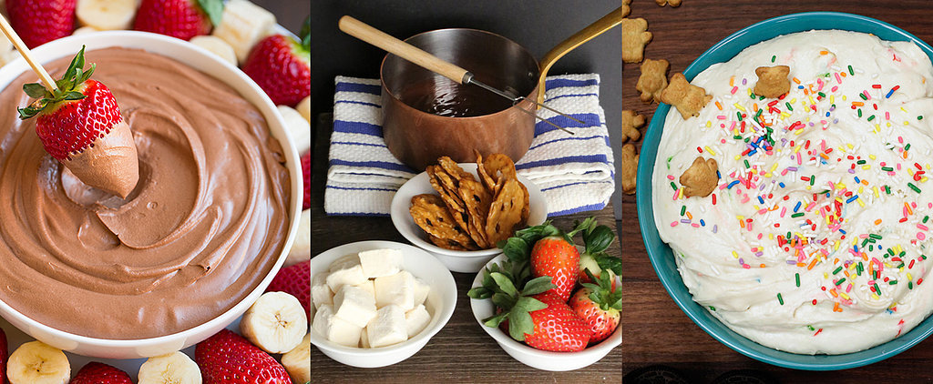 14 Dessert Dips (Dip It Real Good)