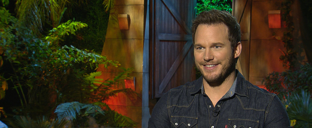 What Was Chris Pratt Really Like in 1993, When Jurassic Park Came Out?