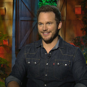 POPSUGAR Video Interview With Chris Pratt for Jurassic World