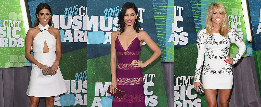 The CMT Music Awards Red Carpet Got Seriously Sexy