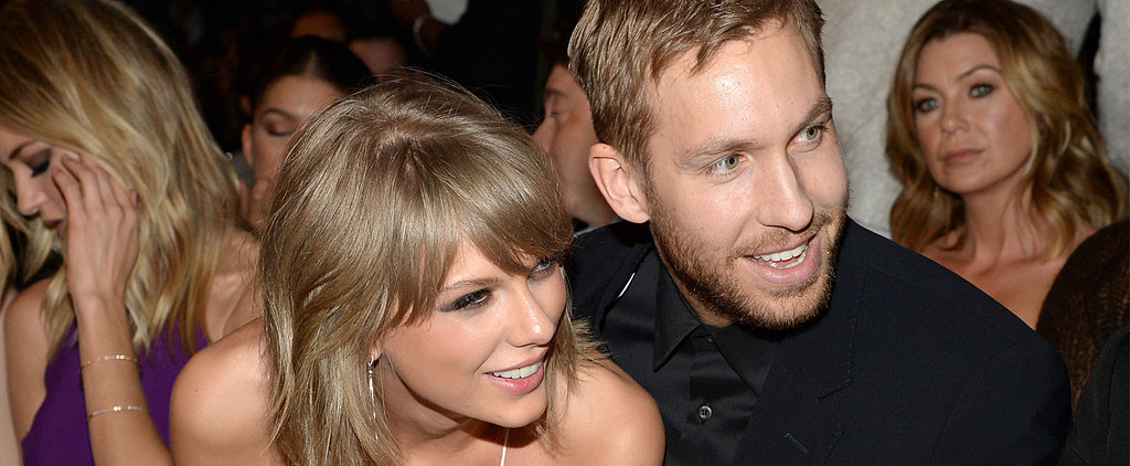 "Taylor Swift Shares a Picture of Calvin Harris, One of Her ""Favorite People"""